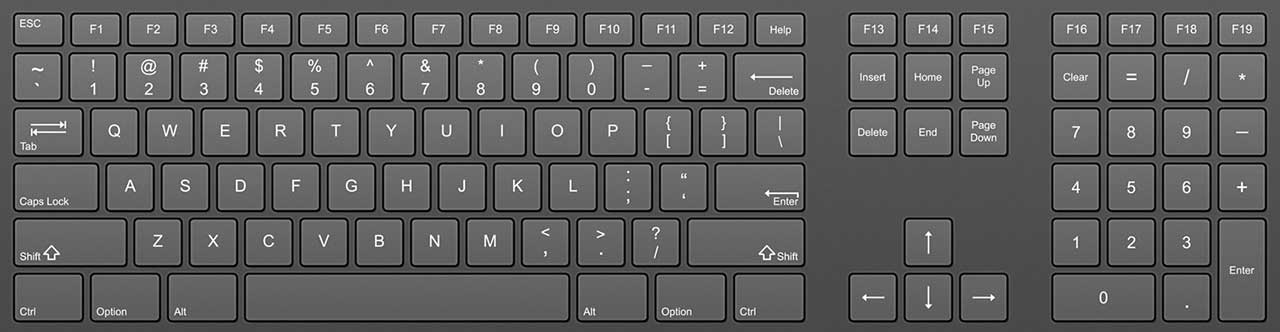 keyboard-vector-10 – An Images Hub