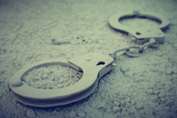 handcuffsClay