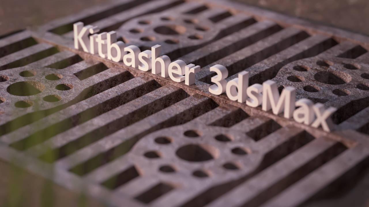 Kitbasher 3dsMax – JokerMartini
